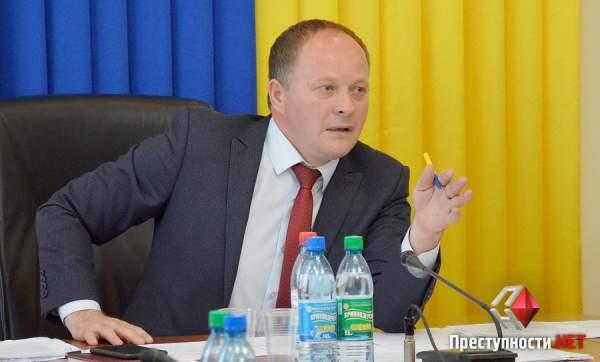 Николаевский депутат Барна обвинил в своём избиении облсовет
