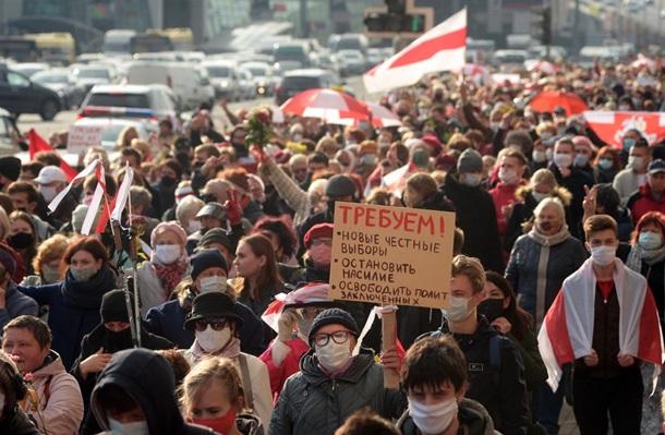 Национальный страйк. Беларусь продолжает бунтоватьСюжет
